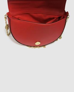 Morgan & Taylor Trisha Bag - Clutches (RED)