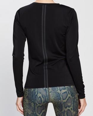 Aim'n Air Long Sleeve - Long Sleeve T-Shirts (Black)