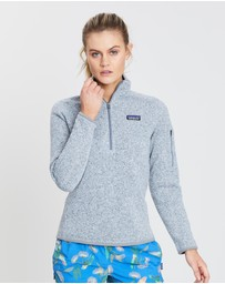 Patagonia - Better Sweater 1/4 Zip - Women's