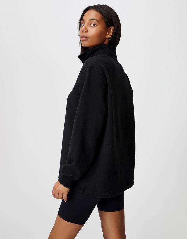 Women Classic 1/4 Zip Pullover