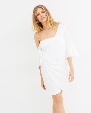 Third Form – Take Sides Mini Dress