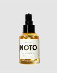Noto - Rooted Oil - Hair Treatment