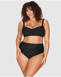 Artesands - Aria Black Giotto High Waist Swim Pant