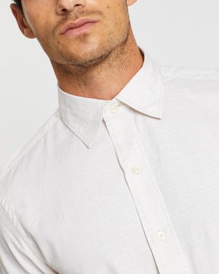 Kent and Curwen Button Down Shirt - Casual shirts (Brown)