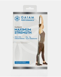 Gaiam - Performance Flatband Maximum Strength