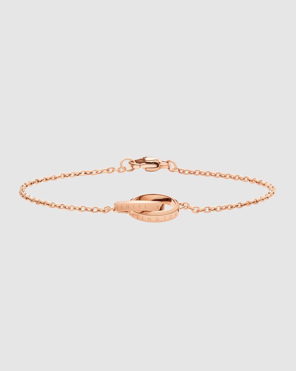 Daniel Wellington Elan Unity Bracelet Jewellery Rose gold