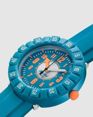 Flik Flak TEAL MY MIND - Watches (Blue)