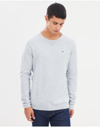 Tommy Jeans - Original Ribbed LS Tee
