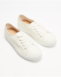 AERE - Organic Cotton Essential Sneakers