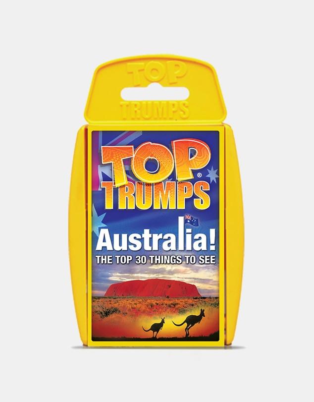 Kids Australia 'Top 30 Things to See' Card Pack