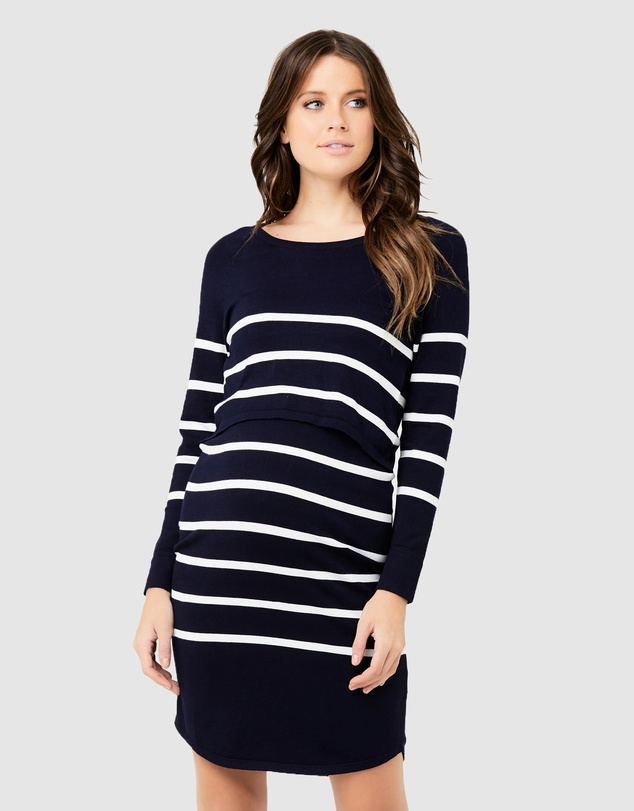 Ripe Maternity - Valerie Up Down Nursing Tunic