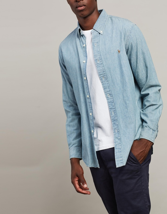 Polo Ralph Lauren - Chambray Sport Shirt