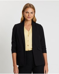 Dorothy Perkins - Edge-To-Edge Jacket
