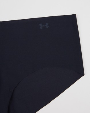 Under Armour Pure Stretch Hipster 3 Pack - Underwear & Sleepwear (Black)