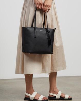 Kate Spade - Margaux Medium Tote - Handbags (Black) Margaux Medium Tote