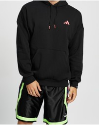 adidas Performance - The Cloud 3-Stripes Graphic Hoodie