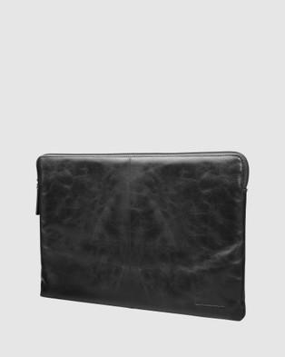Dbramante1928 Skagen Sleeve For 14 inch Laptop - Tech Accessories (Black)
