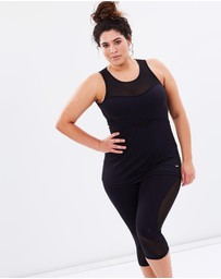 Curvy Chic Sports - Airspirational Tank