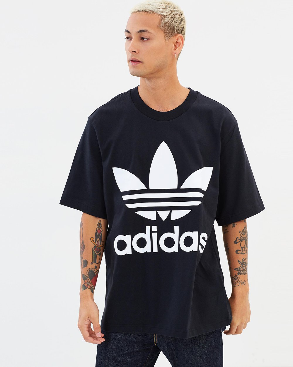 634d772c Oversized Tee by adidas Originals Online | THE ICONIC | Australia
