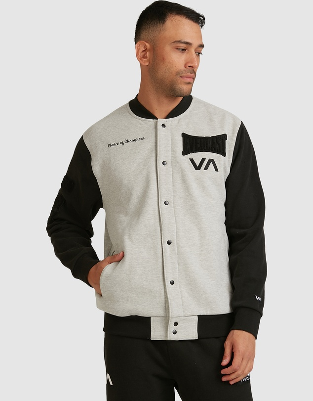 RVCA - Everlast Stadium Jacket