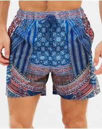 Camilla - Overnight Bag Boardshorts