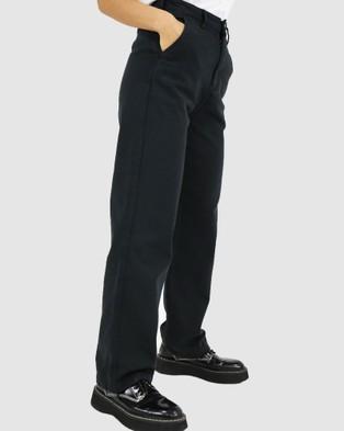 Dakota501 Drill Pants - Pants (Black)