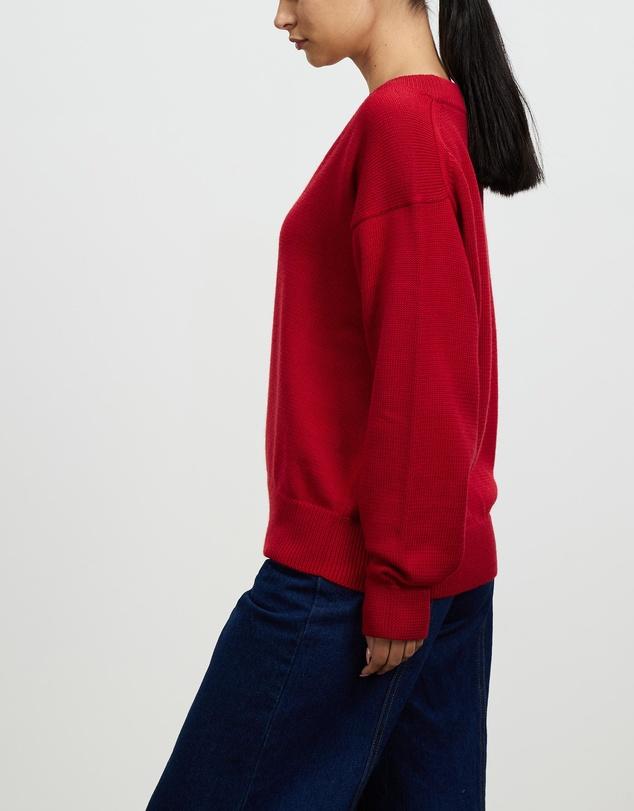 Women Varsity Pullover