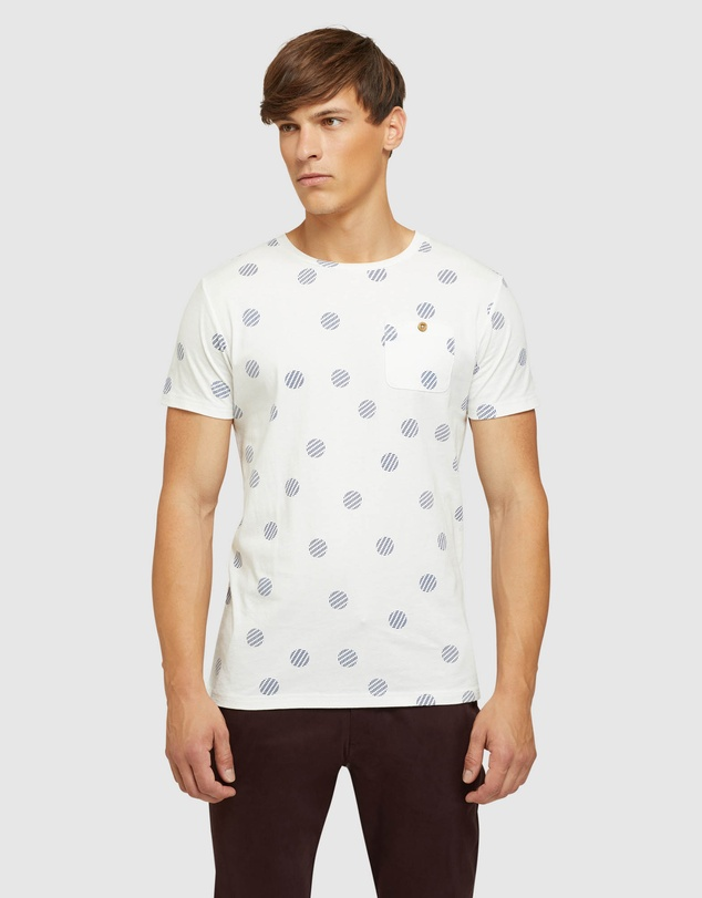 Oxford - Henry Circle Printed T-shirt