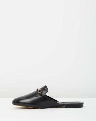 Windsor Smith Dree - Flats (Black)