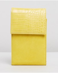 TOPSHOP - Francis North South Cross-Body Bag