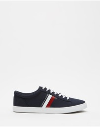 Tommy Hilfiger - Essential Stripes Detail Sneakers