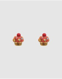 Short Story - Fancy Earring Cupcakes