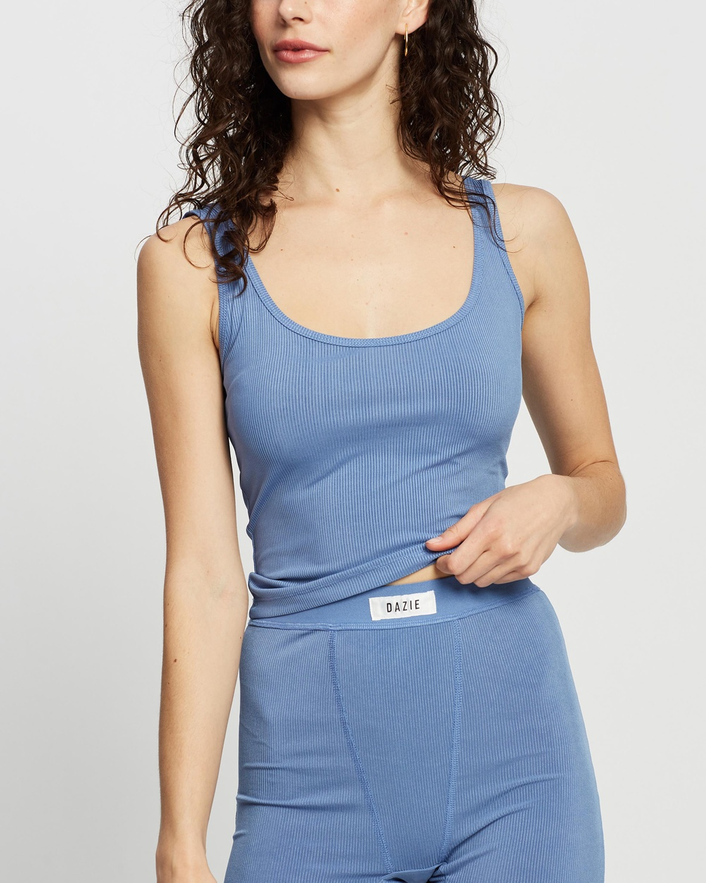 Lounge About Ribbed Tank Top - Sleepwear
