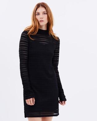 Staple the Label – Tune Dress – Dresses (Black)