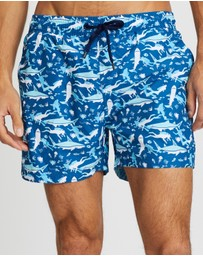 The Rocks Push - Balmoral Shorts