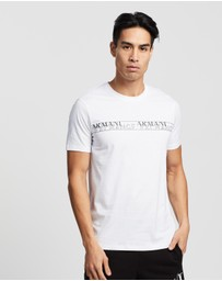 Armani Exchange - Logo Short Sleeve T-Shirt