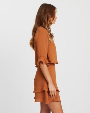 CHANCERY Ryan Dress - Dresses (Rust)
