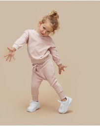Huxbaby - Rose Terry Play Pants - Babies-Kids