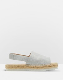 Oxford - Tilly Canvas Espadrilles