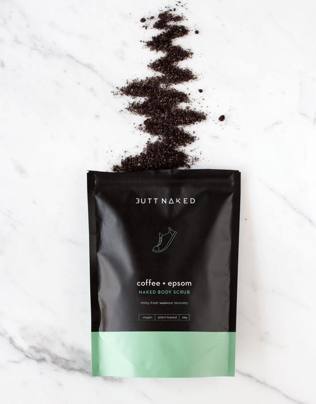 Life Coffee  Epsom Body Scrub