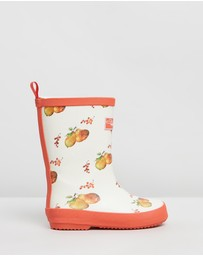 Anchor & Fox - Springfield Pear Gumboots - Kids