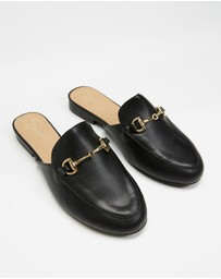 SPURR - Sim Wide Fit Mules