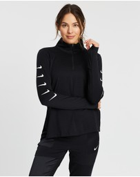 Nike - Swoosh Half-Zip Running Top
