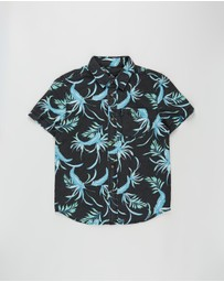 Rip Curl - Spacey Short Sleeve Shirt - Teens