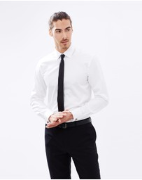 BELL & BARNETT - Duke Shirt White