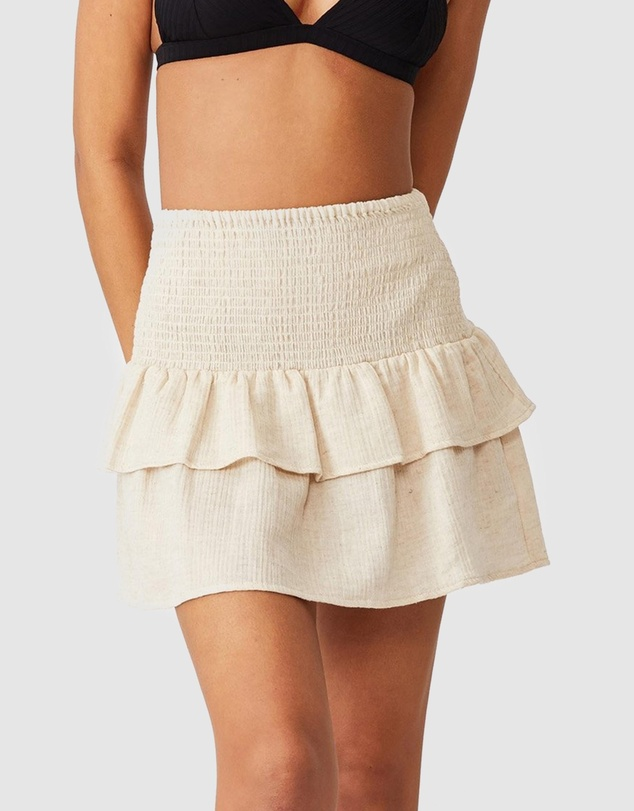Cotton On Body - Shirred Beach Skirt