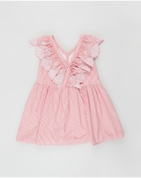 Cotton On Kids - Claire Sleeveless Dress - Kids-Teens
