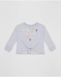 Eve's Sister - Play All Day Crew Top - Kids