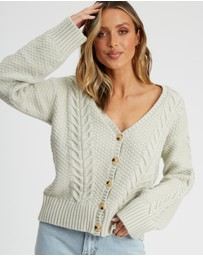 The Fated - Hallie Cardigan