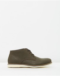 H-WOOD - Belmore Chukka Boots